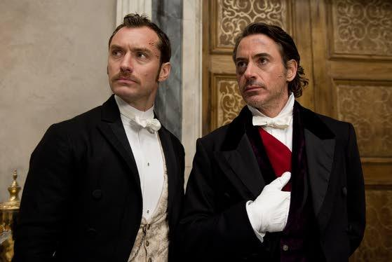 'Sherlock Holmes' has everything but the villan
