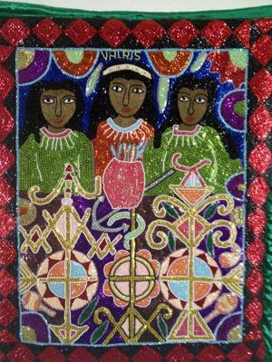 Understanding Vodou culture through its art