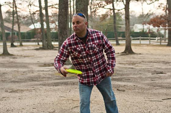 Group hoping to raise funds to build 18-basket disc golf course in county