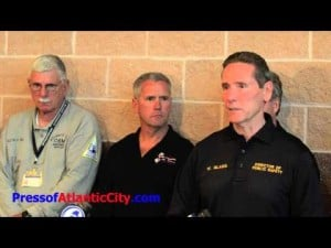 Hurricane Sandy Press Conference, Sunday, Oct. 28