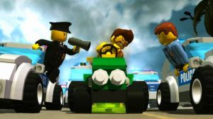 'Lego City' builds fun for Wii U