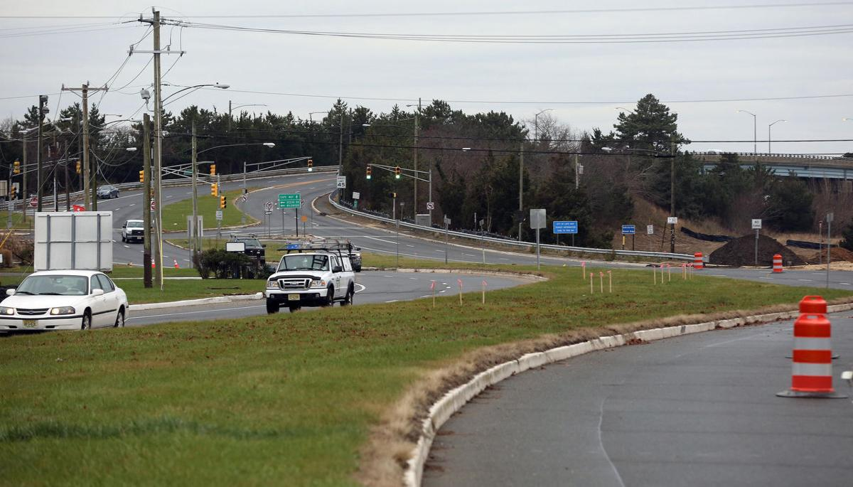 Work To Make Parkway 39 S Exit 0 Safer To Wrap Up By Memorial Day Traffic