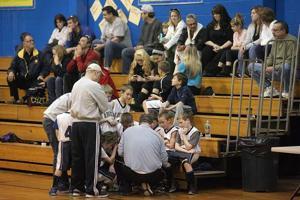 Smaller players, big skills and thrills at Marsh Madness basketball tourney