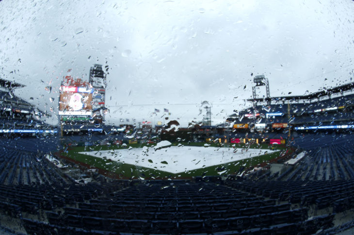 Phillies postponed
