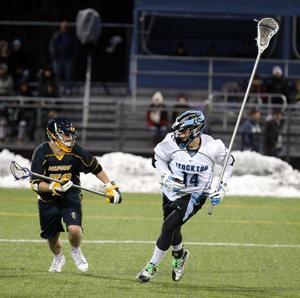 Stockton men's lacrosse