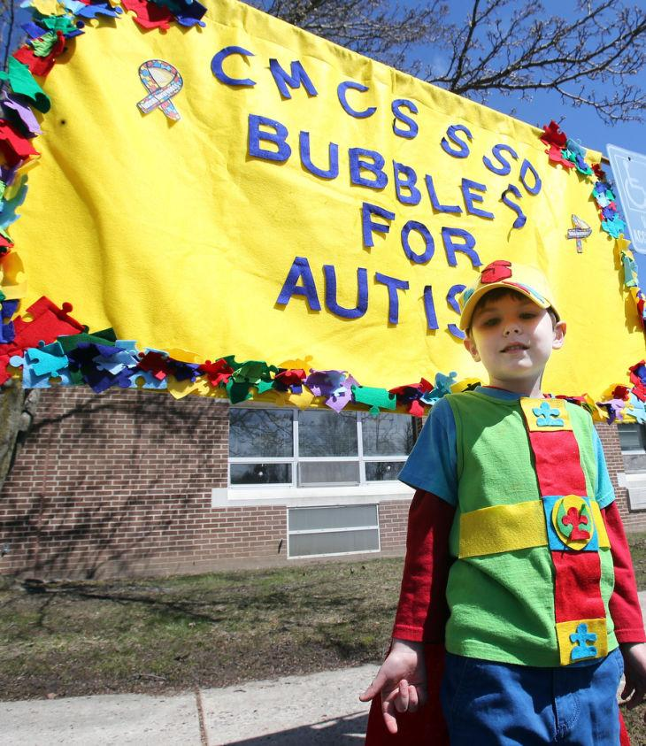 Autism Bubbles