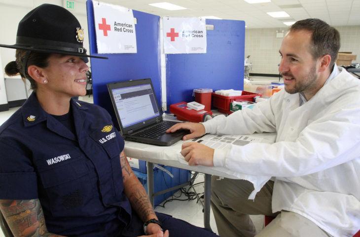 Coast Guard Community