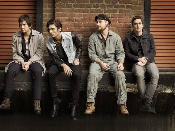 All-American Rejects invade Borgata: 'Kids in the Street' tour gives listeners deeper look at band