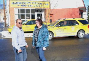 HAMMONTON TAXI