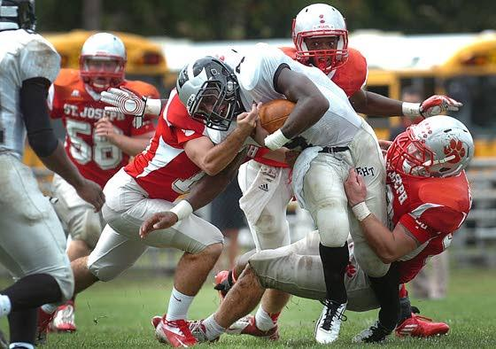 The lineup: Undefeated parochial powers St. Joseph and St. Augustine meet on Saturday