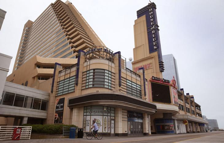 <p>Friday June 3 2016 Showboat may open rooms to the public in July. (The Press of Atlantic City / Ben Fogletto)</p>