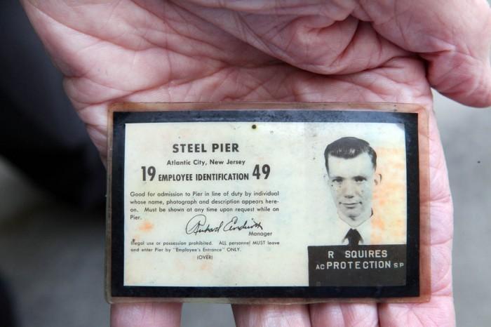 Steel Pier - Squires