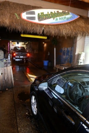 Ocean city carwash blends best of hand washing and drive throughs
