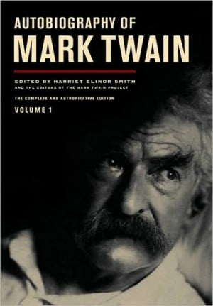 Mark Twain back on best-seller list
