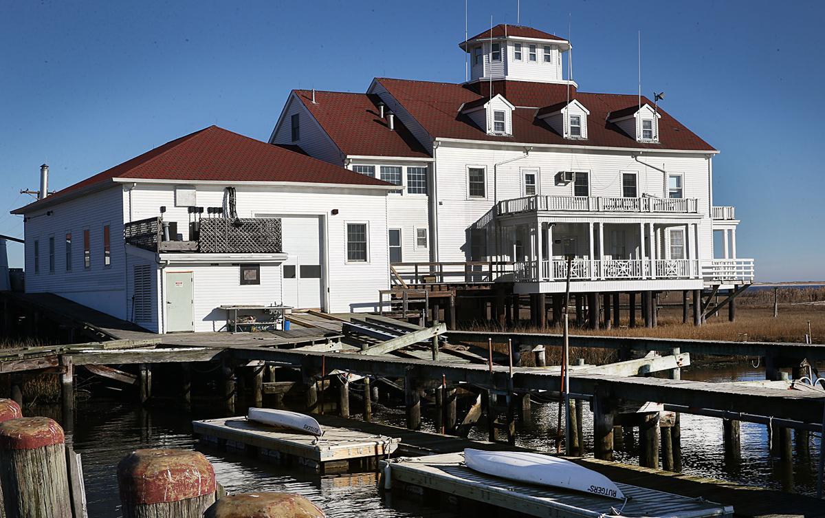 Marine Station