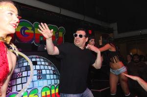 Boogie Nights: Boogie Nights club at Tropicana in Atlantic City, Saturday, Feb. 22, 2014.