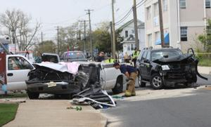 Pleasantville Accident