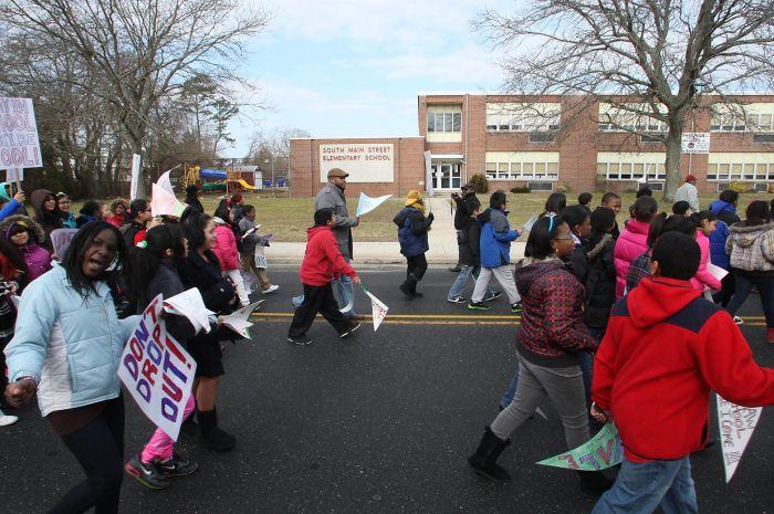 SOUTH MAIN MARCH