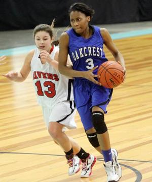 New Oakcrest girls coach brings some stability