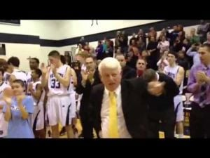 Coach Paul Rodio's 776th Win at St. Augustine