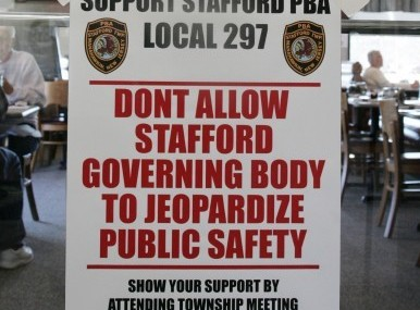 Stafford layoffs