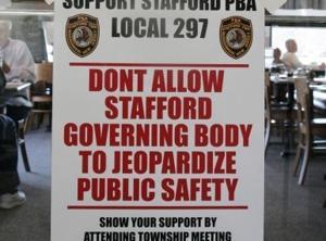 Stafford layoffs