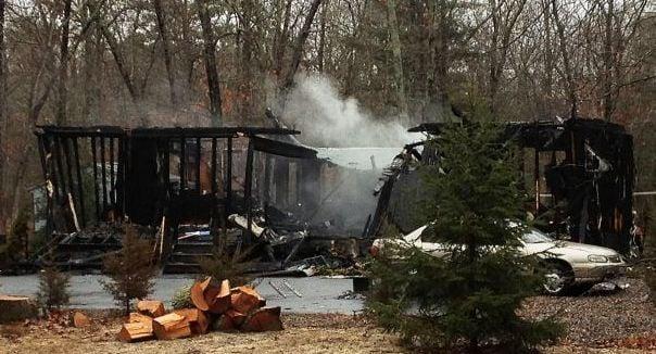fatal dennis township fire