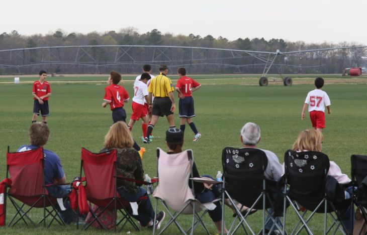 Tuckahoe Turf Farms Soccer