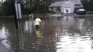 Stafford flooding