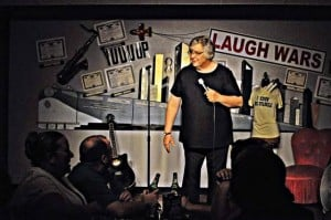 Casba keeps the laughs coming in Wildwood