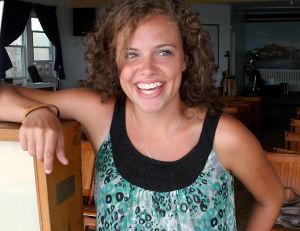 Boardwalk Chapel: Sarah Buckley, of Northern Virginia, is the music director at the Boardwalk Chapel. - Dale Gerhard