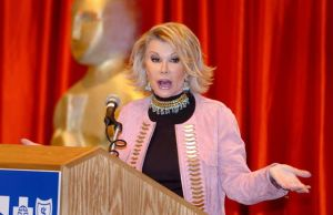 Concert Headliners: A Guide To Upcoming Casino Entertainment: Comedy legend Joan Rivers brings her act to Borgata Hotel Casino & Spa's Music Box 9 p.m. May 19.