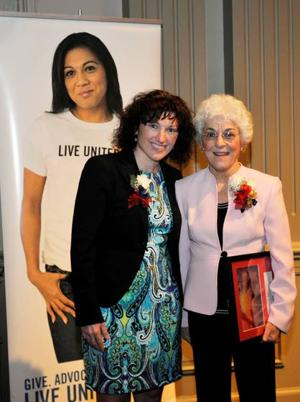 Giving Back briefs: United Way volunteer of the year, Hibernians return to Atlantic City and other news of the volunteer communi