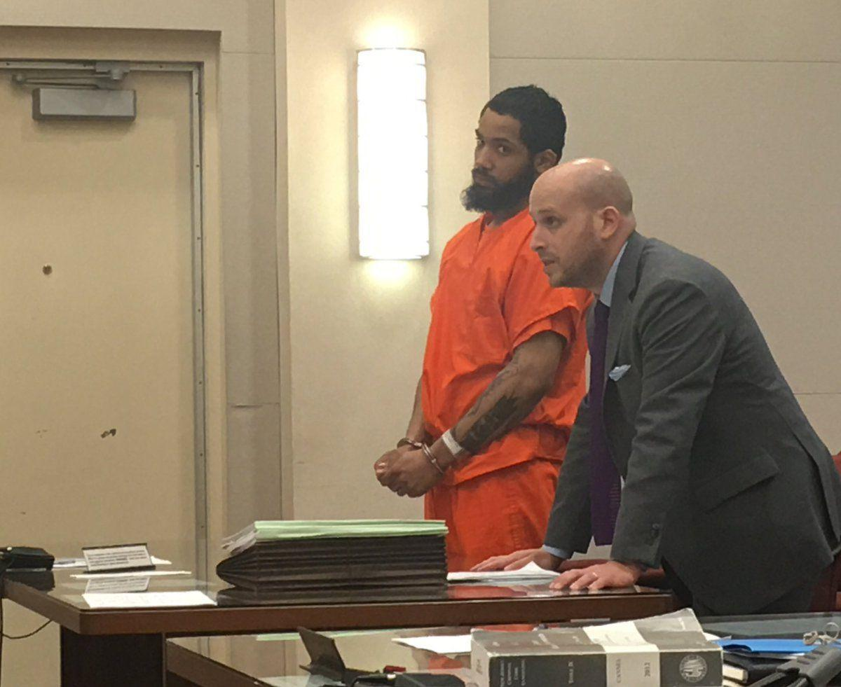 Fugitive from 2015 Absecon motel shooting to stay in jail until trail