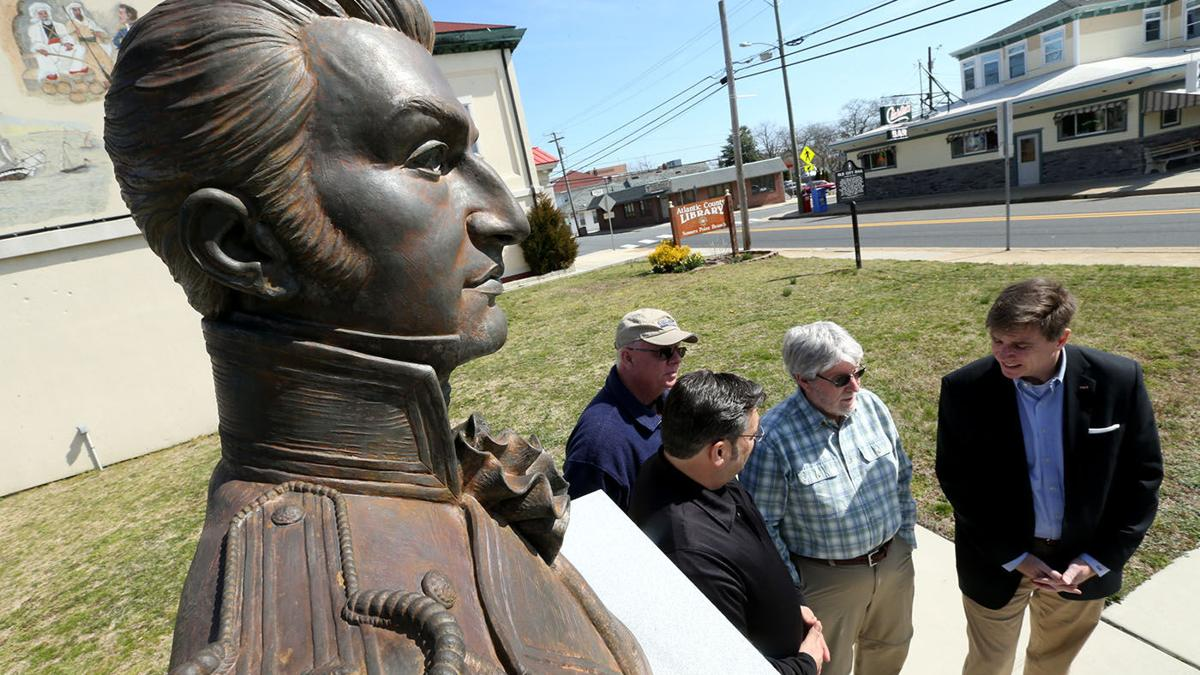 Can Donald Trump help Somers Point bring its hero home?