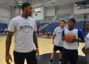 stockton NBA basketball camp