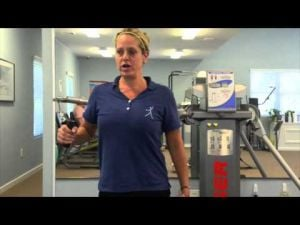 Your Workout: Standing abdominal twist