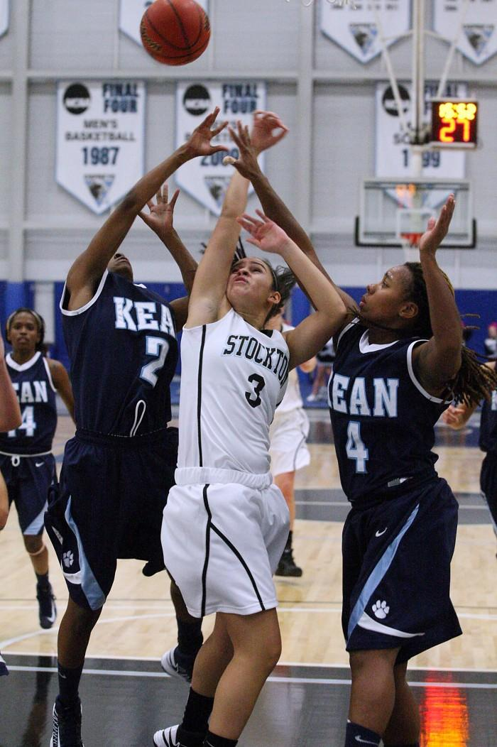 stockton women's basketball