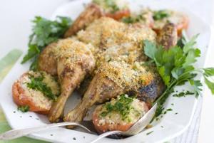 A French dish to make Julia Child proud