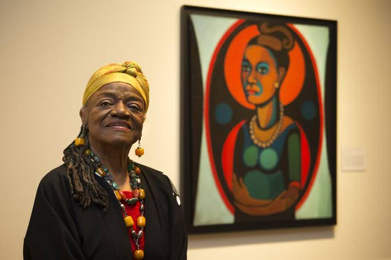 At The Shore Today: A.C. Library hosts tribute to author Faith Ringgold