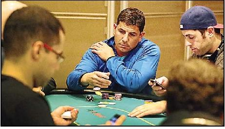 Poker tourney trades Vegas for A.C.