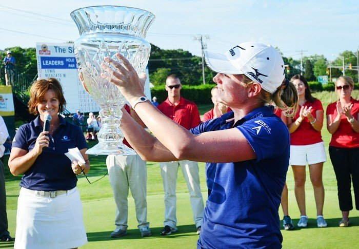 ShopRite LPGA Classic 2012 champion Stacy Lewis