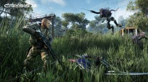 Game review: Sci-fi cliches mar beauty of 'Crysis 3'