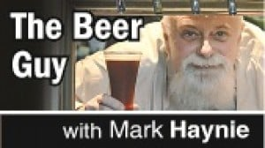 The Beer Guy, Mark Haynie: