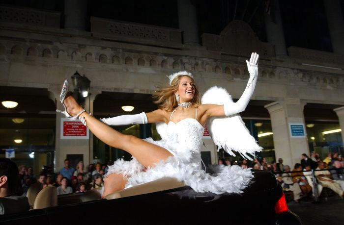Miss A Parade