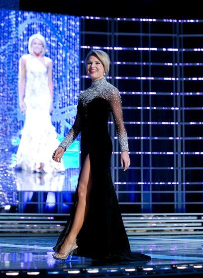 EHC woman reflects on her time at Miss America pageant