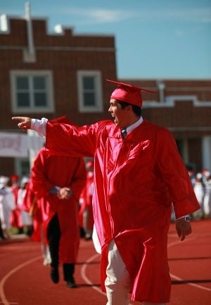 OCEAN CITY GRADUATION