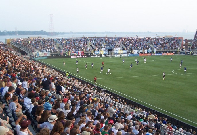PPL Park view