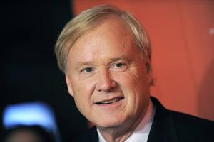MSNBC host Chris Matthews  raises profile during campaign