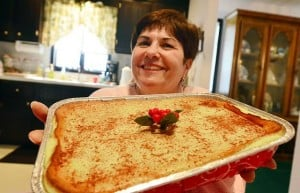Legacy recipes: Somers Point woman's cheesecake recipe reflects influences of aunt, sister